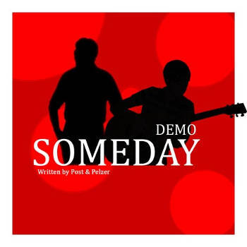 """Someday"" cd-cover"